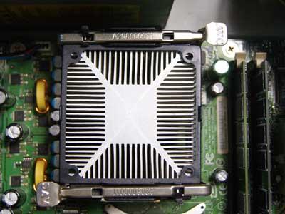 掃除後-CPU部分