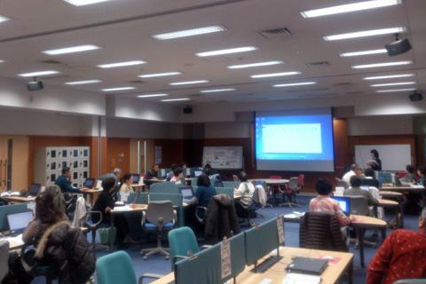 仙北市総合情報センター主催 第6回パソコン講座